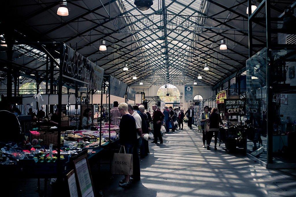 Belfast Market