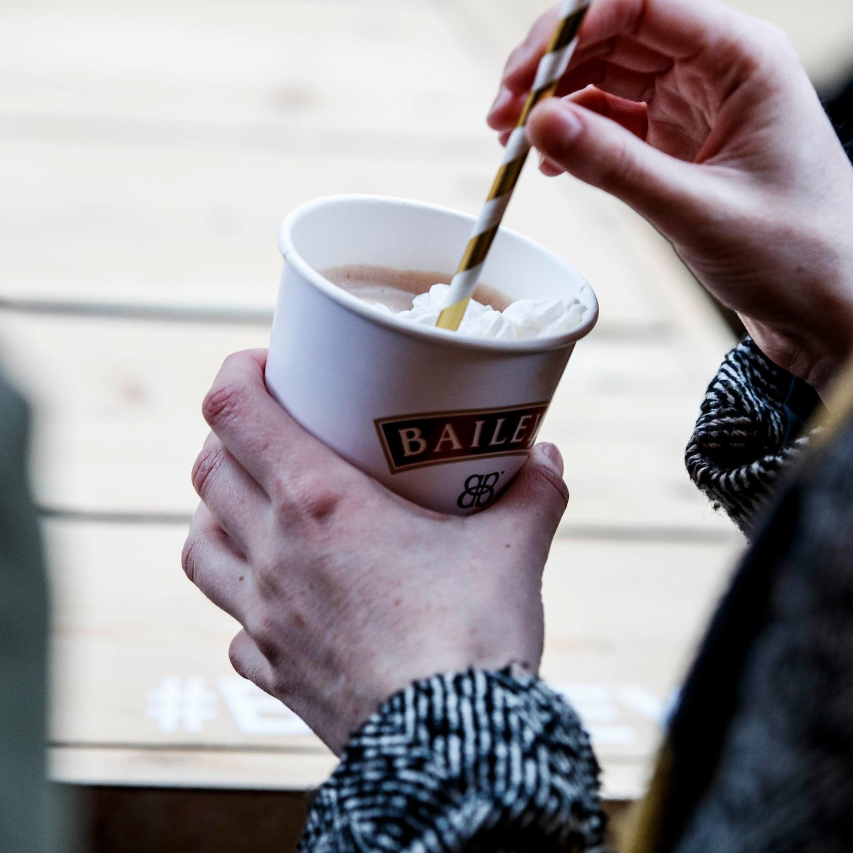 Yuleyard Baileys Hot Chocolate