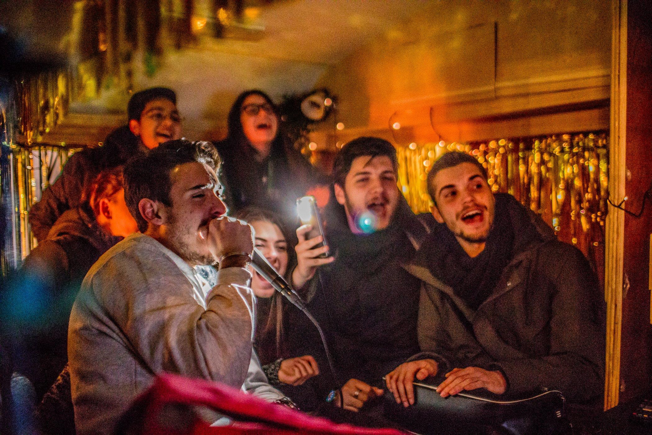 Eatyard Karaoke